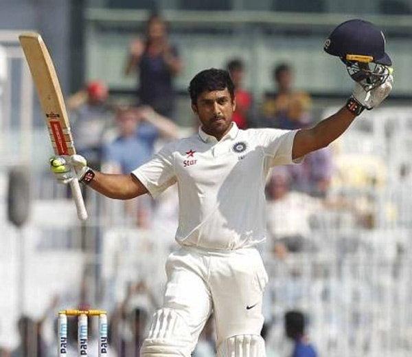 करुण नायर ने जड़ा तीहरा शतक - भारत ने टेस्ट मेच में बनाया अपना सर्वाधिक स्कोर