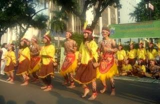 Tari Yospan Tarian Tradisional Dari Papua