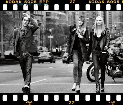 dkny jeans: DKNY Otoño dos mil dieciocho #IAMDKNY 8