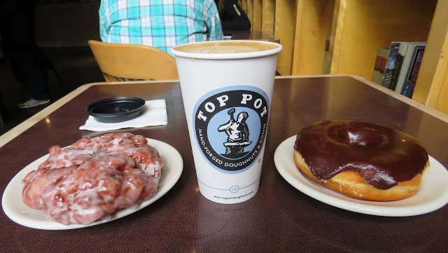 How to Spend a Perfect Sunday in Seattle - Top Pot Doughnuts