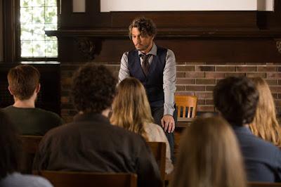 The Professor 2018 Johnny Depp Image 2