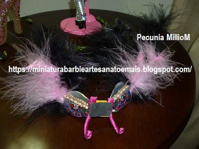 Barbie Rainha de Bateria de Escola de Samba No Carnaval Do Rio De Janeiro 2017 Criada Por Pecunia MillioM 32