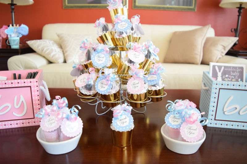 Gender Neutral Baby Shower Party Favors