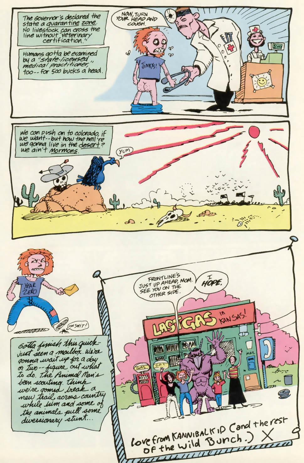 Read online Animal Man (1988) comic -  Issue #76 - 6