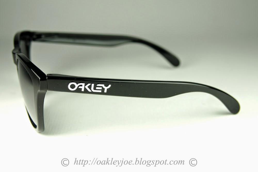 074f2d635b Oakley Frogskins (asian Fit) Oo9245-02 Polished Black black Iridium  Polarized