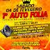 I Auto Folia - vem aí o primeiro grito de carnaval de Santa Luzia