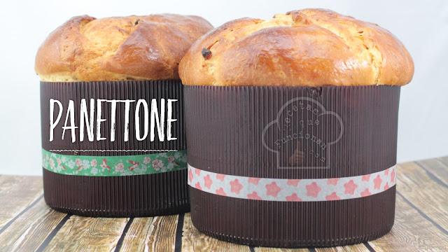 Receta panettone para principiantes pan dulce de navidad y pascua