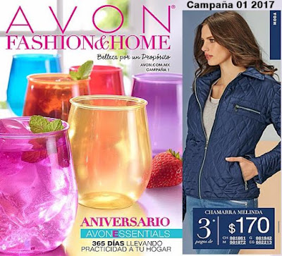 fashion home avon C-01 2017
