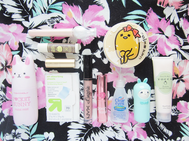 What's In My Summer Bag