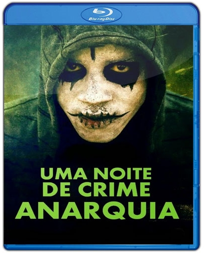 Baixar Uma Noite de Crime Anarquia 1080p Dual Áudio Bluray Torrent