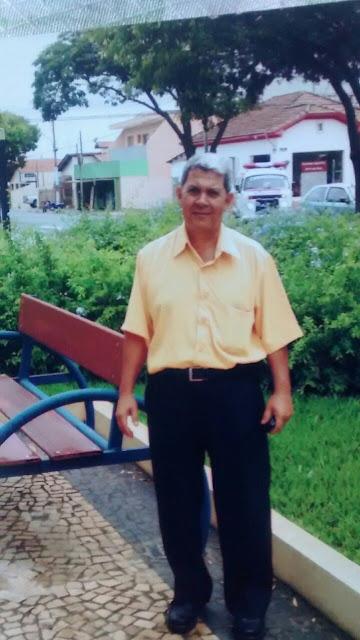 Taxista Cilio de Pariquera-açu esta Desaparecido