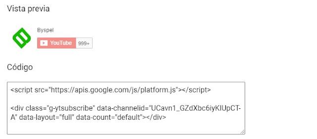 Cómo añadir un botón de suscripción a YouTube en WordPress