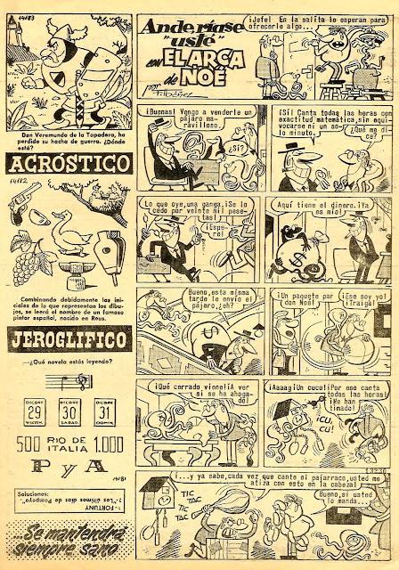 El Campeón de las Historietas nº 45(16 de enero de 1961)