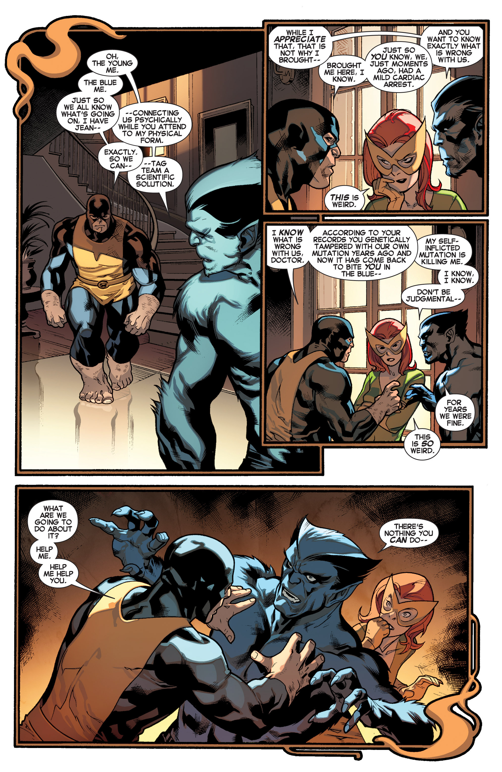 Read online All-New X-Men (2013) comic -  Issue # _Special - Yesterday's X-Men - 87