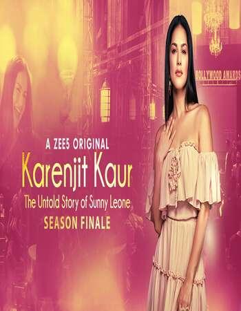 Poster Of Karenjit Kaur Season Finale 2019 Watch Online Free Download