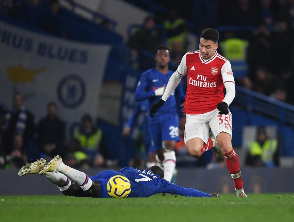 Gabriel Martinelli Tetap Bertahan di Arsenal