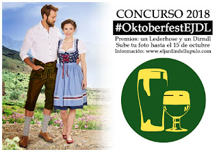 Sorteamos un pantalón de cuero Lederhose y un vestido Dirndl, traídos de Alemania, entre los que participen en este concurso con temática de Oktoberfest. ¡Manda una foto y participa hasta el 15 de octubre!
