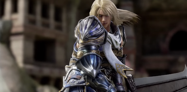 Soul Calibur VI presenta a Siegfried