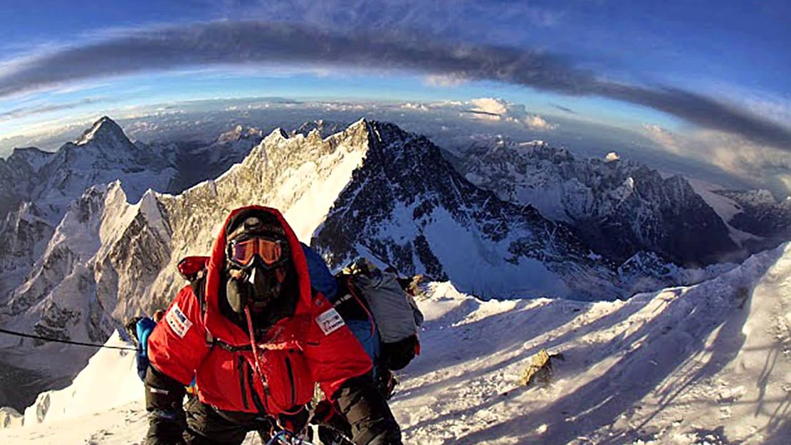 Sacred Ground Travel Magazine: Mount Everest Just Isn't ...