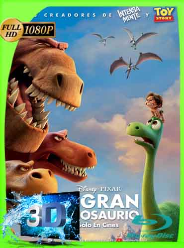 Un Gran Dinosaurio (2015) Latino Full 3D SBS 1080P [GoogleDrive] dizonHD