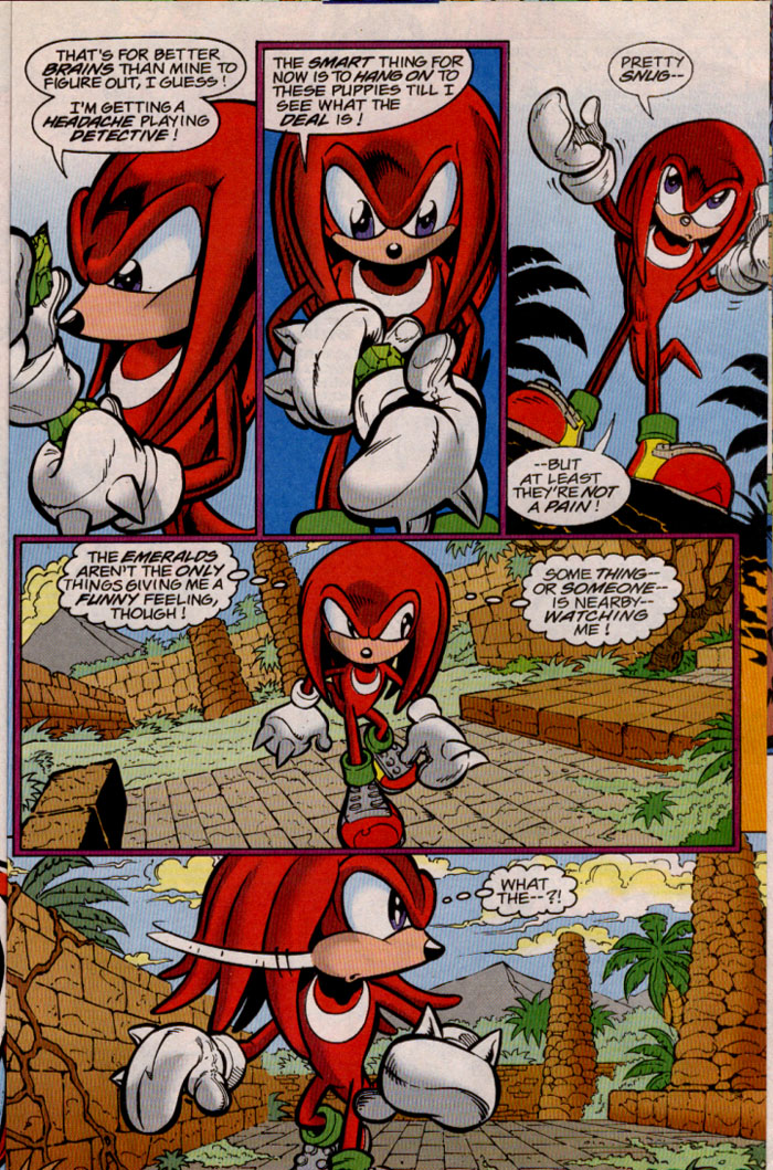 Read online Sonic The Hedgehog comic -  Issue #81 - 15