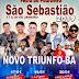 Vem aí a Festa do Padroeiro São Sebastião em Novo Triunfo/BA