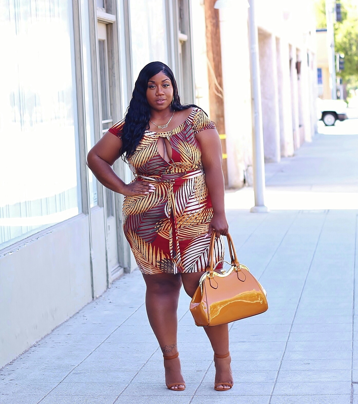 plus size fall outfit 2018