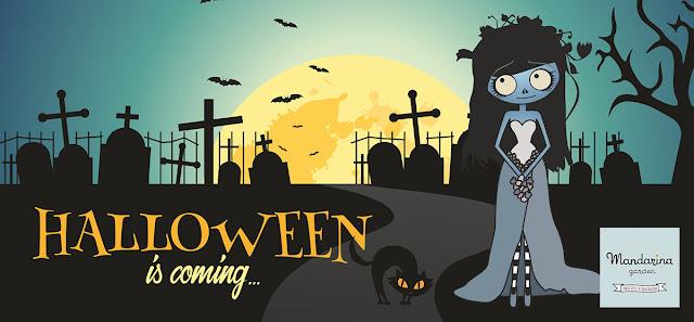 el día 31 de octubre tenemos una fiesta de Halloween para peques
