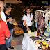 Feria artesanal y comercial en La Nueva Formosa