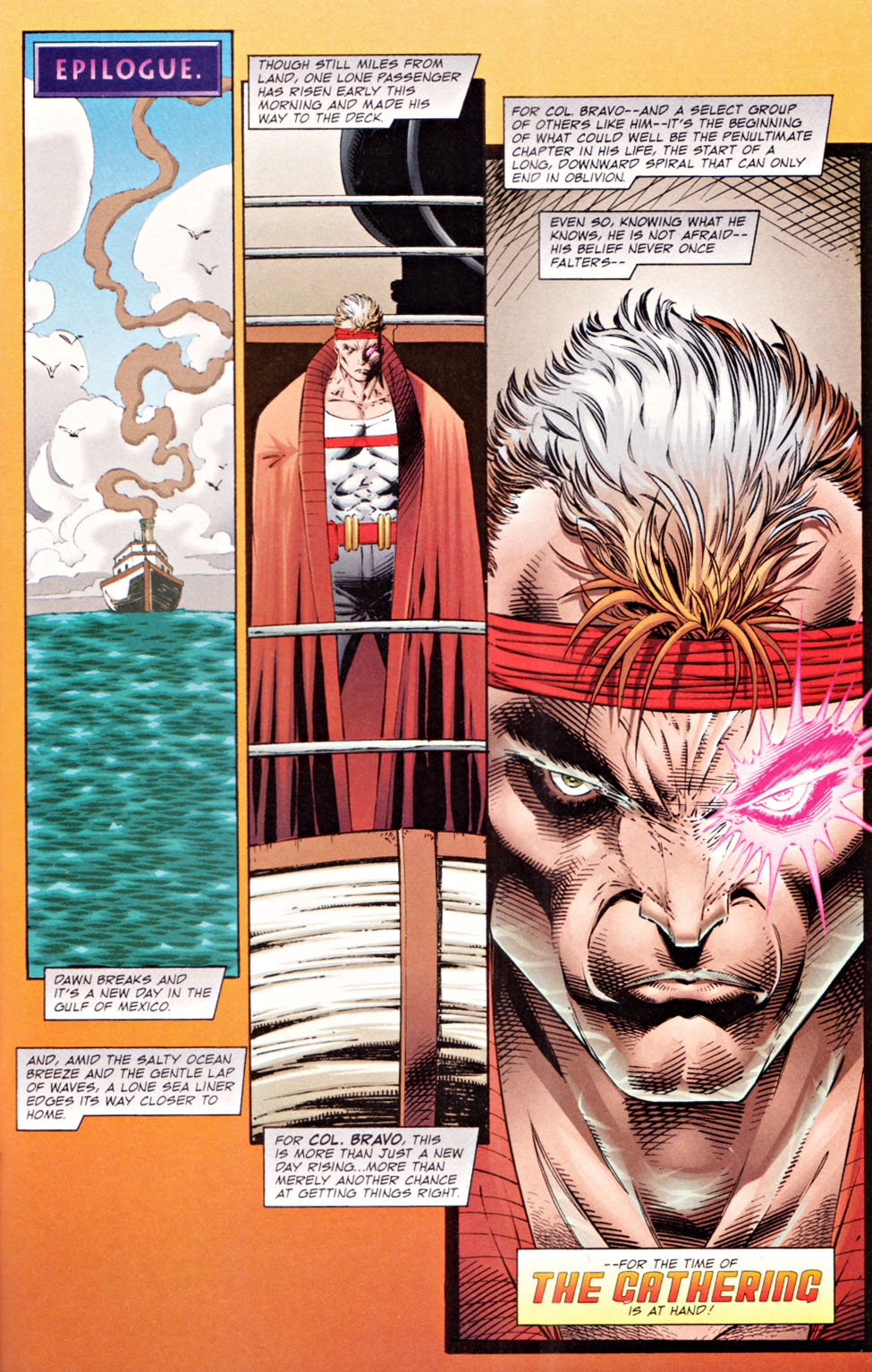 Comic Youngblood (1992) issue 9