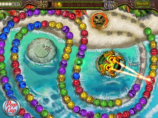 Zuma Revenge Free Download PC Game |Free Download Games