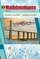 تحميل كتاب الرياضيات باللغة الفرنسية math للصف الاول الثانوى الترم الثانى