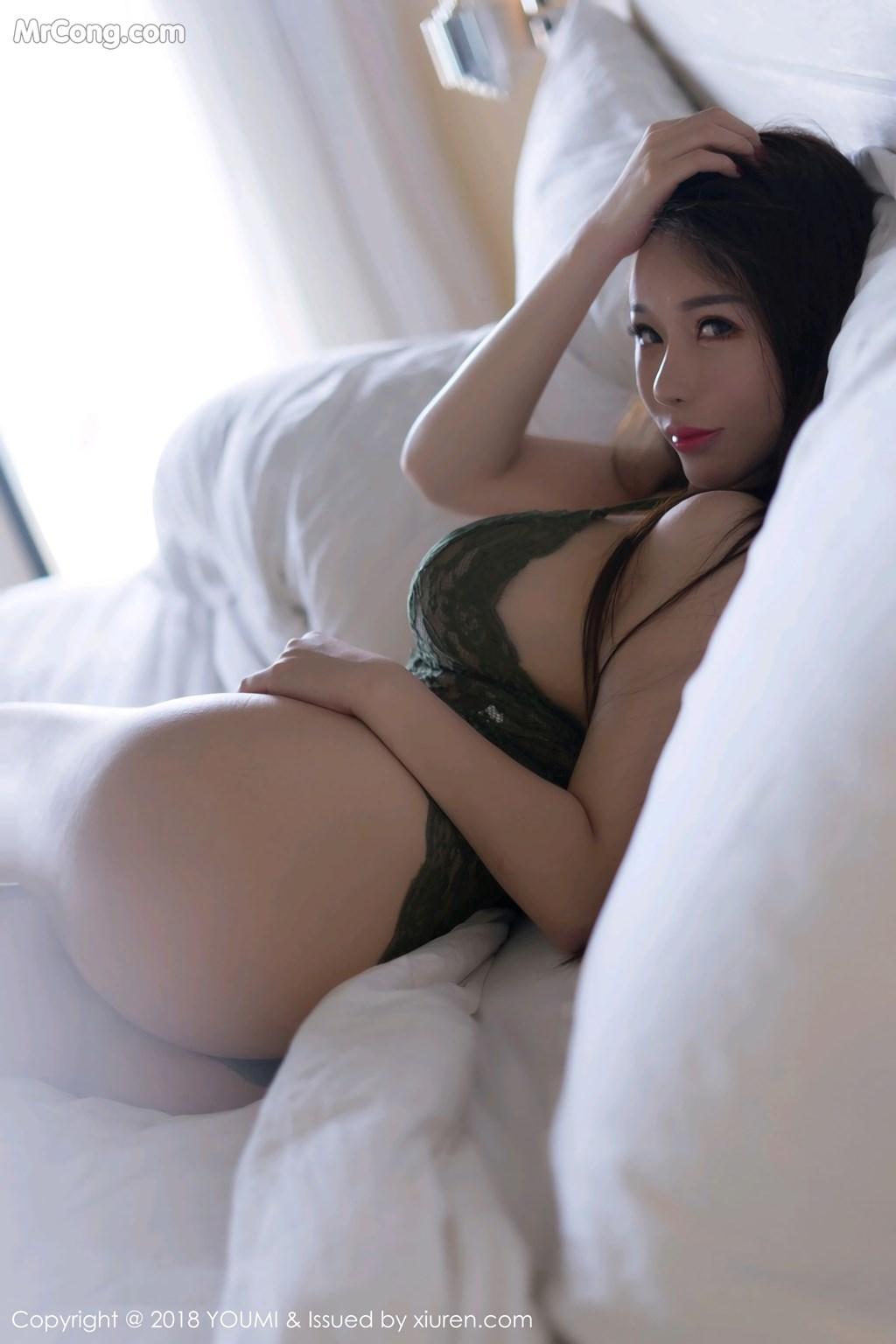 Image YouMi-Vol.228-Egg-MrCong.com-003 in post YouMi Vol.228: Người mẫu Egg_尤妮丝 (45 ảnh)