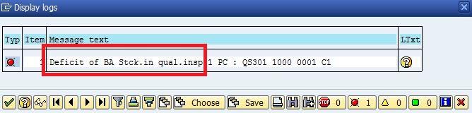 SAP Sample Programs: MIGO post document