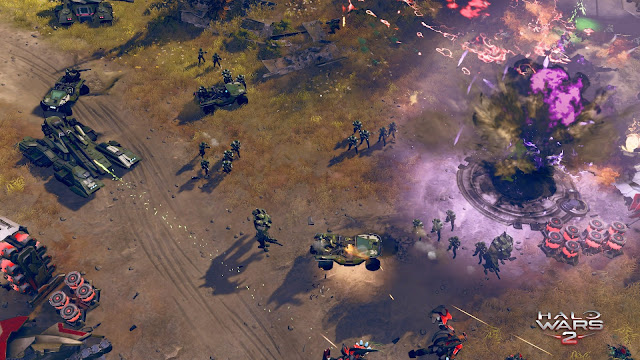 Halo Wars 2 PC Game Free Download Full Versio