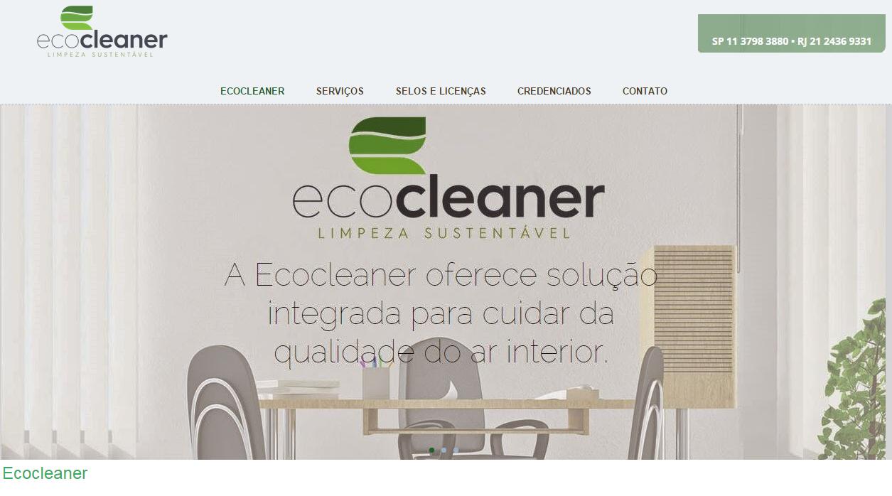 Ecocleaner São Paulo