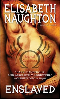 Interview with Elisabeth Naughton, author of the Eternal Guardians series, and Giveaway - November 2, 2012