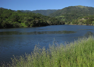 Almaden Reservoir, Alamitos Road, San Jose, California