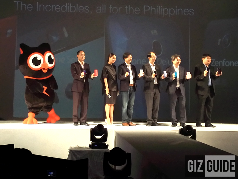 ASUS ZENFONE 2 LASER, GO, SELFIE AND DELUXE NOW OFFICIALLY PRICED AND RELEASED IN THE PHILIPPINES!