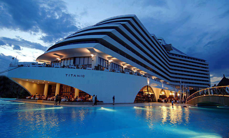 Titanic Beach And Resort Hotel Turkey