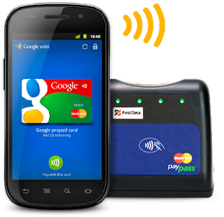 Google wallet payment