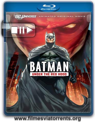 Batman Contra o Capuz Vermelho - BluRay Rip 720p e 1080p Dual Áudio 5.1 (2010)