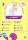 My Little Pony Wave 5 Ploomette Blind Bag Card