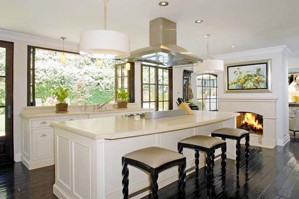 Cameron Diaz S Kitchen Design Style