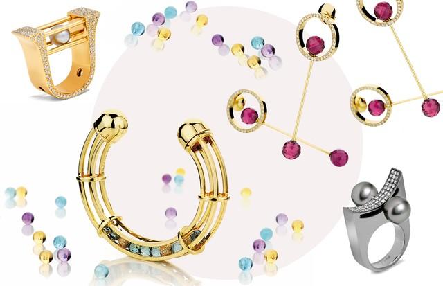 4ca217a25 A designer de joias norte americana YAEL SONIA abriu uma loja em São Paulo  e já apresenta sua nova coleção inspirada em sua infância.
