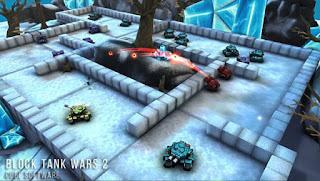 Download Block Tank Wars 2 Apk v1.5 (Mod Money/Ad-Free) Terbaru 2016