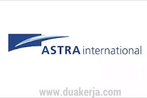Lowongan Kerja PT Astra International Juni Tahun 2019
