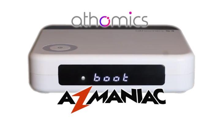 Athomics S3