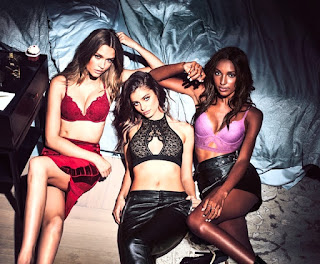 Victoria's Secret Sexy Little Things Campaign Holiday Latest