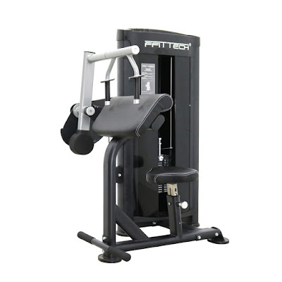 MACHINE TRICEPS MUSCULATION FITNESS
